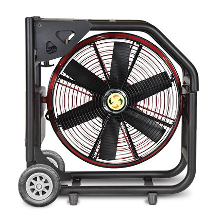 "Super Vac 18"" PPV Fan"
