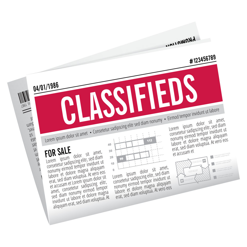 Customer Classifieds
