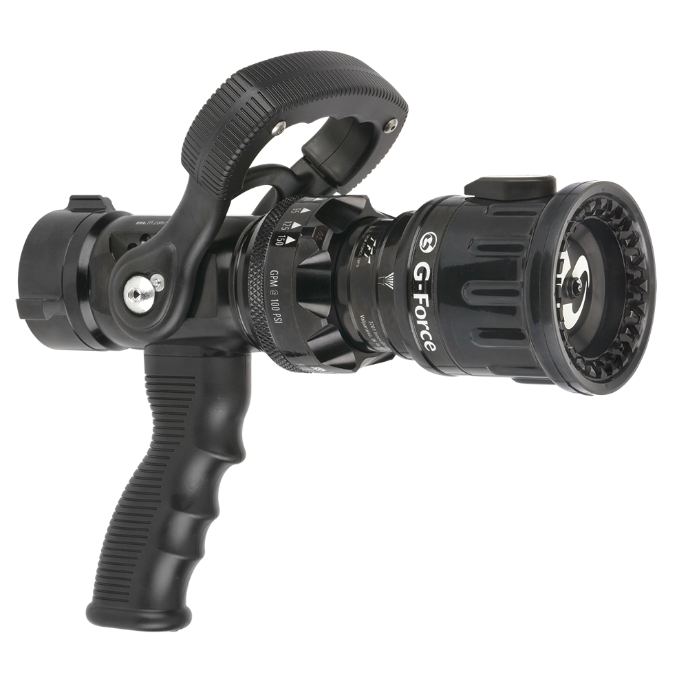 1Piece - Slide Valve With Pistol Grip
