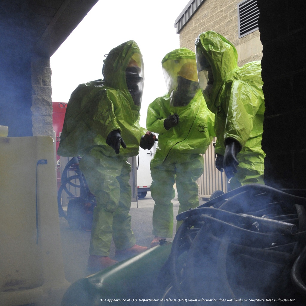 Hazmat Dupont Tychem Level A Suit