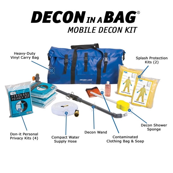 Decon in a Bag
