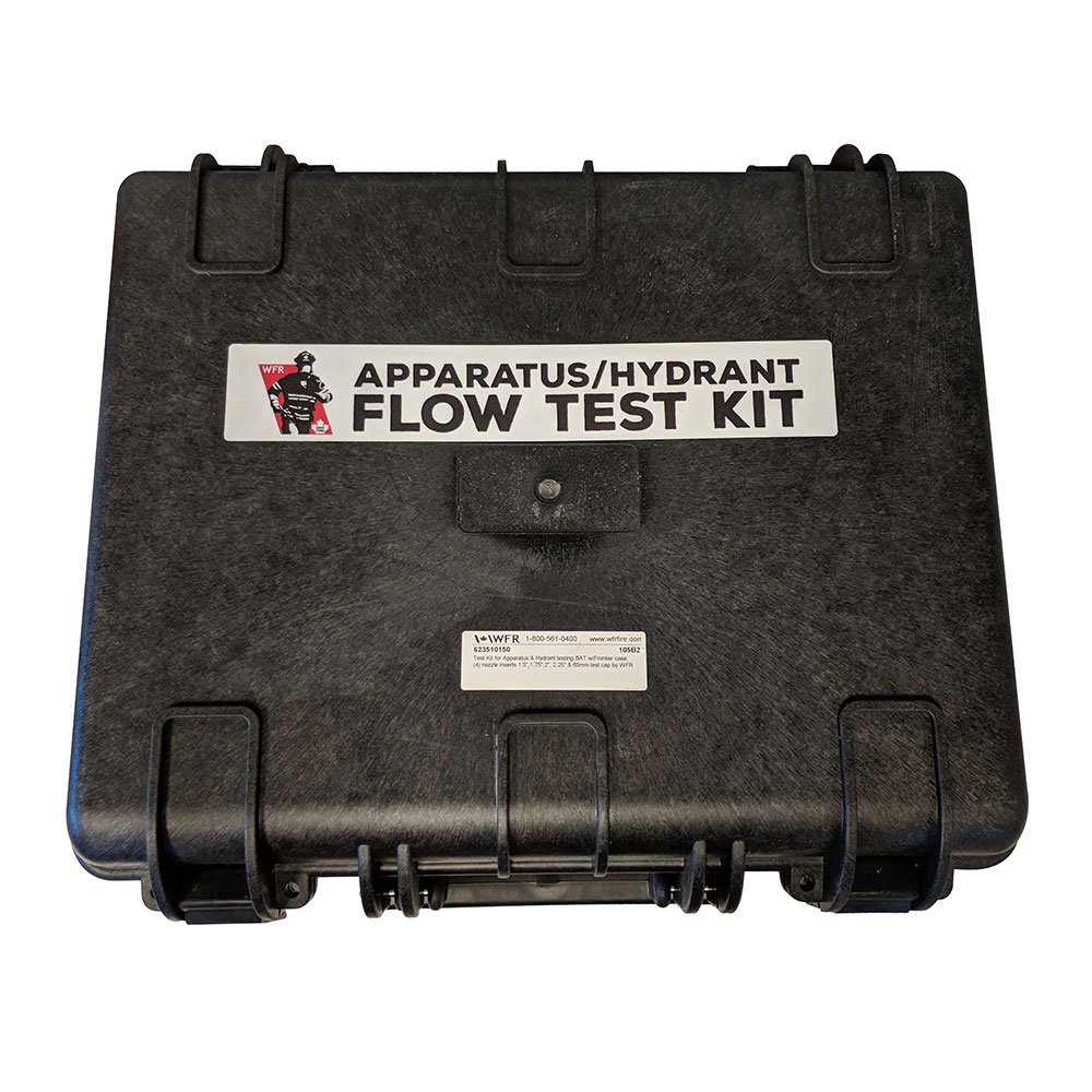 Apparatus/Hydrant Flow Test Kit Case