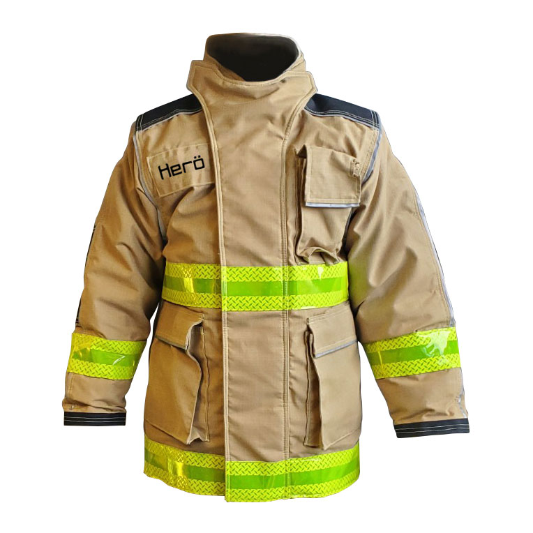 Hero Nomex IIIA Coat Gear