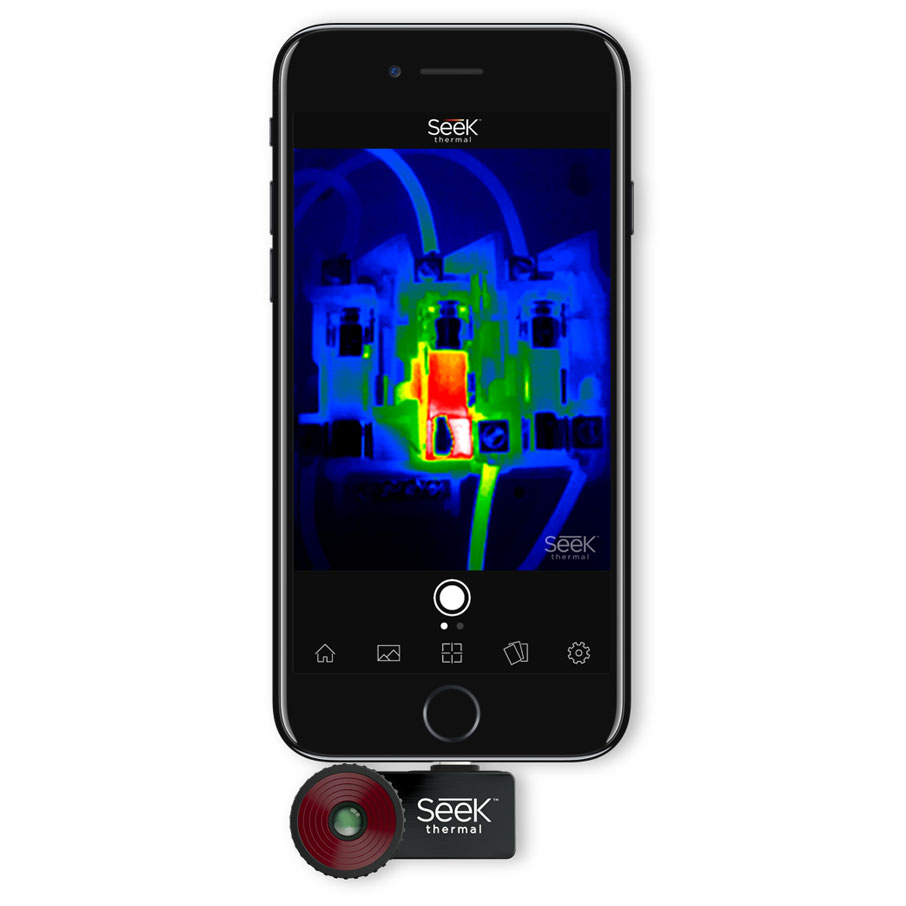 CompactPRO Seek Thermal Imaging Camera