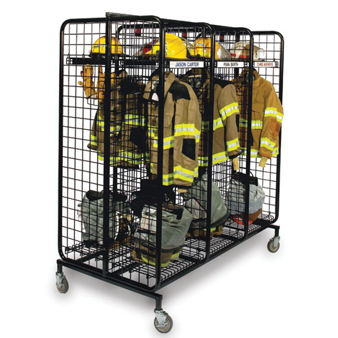 Double Sided Mobile Gear Locker
