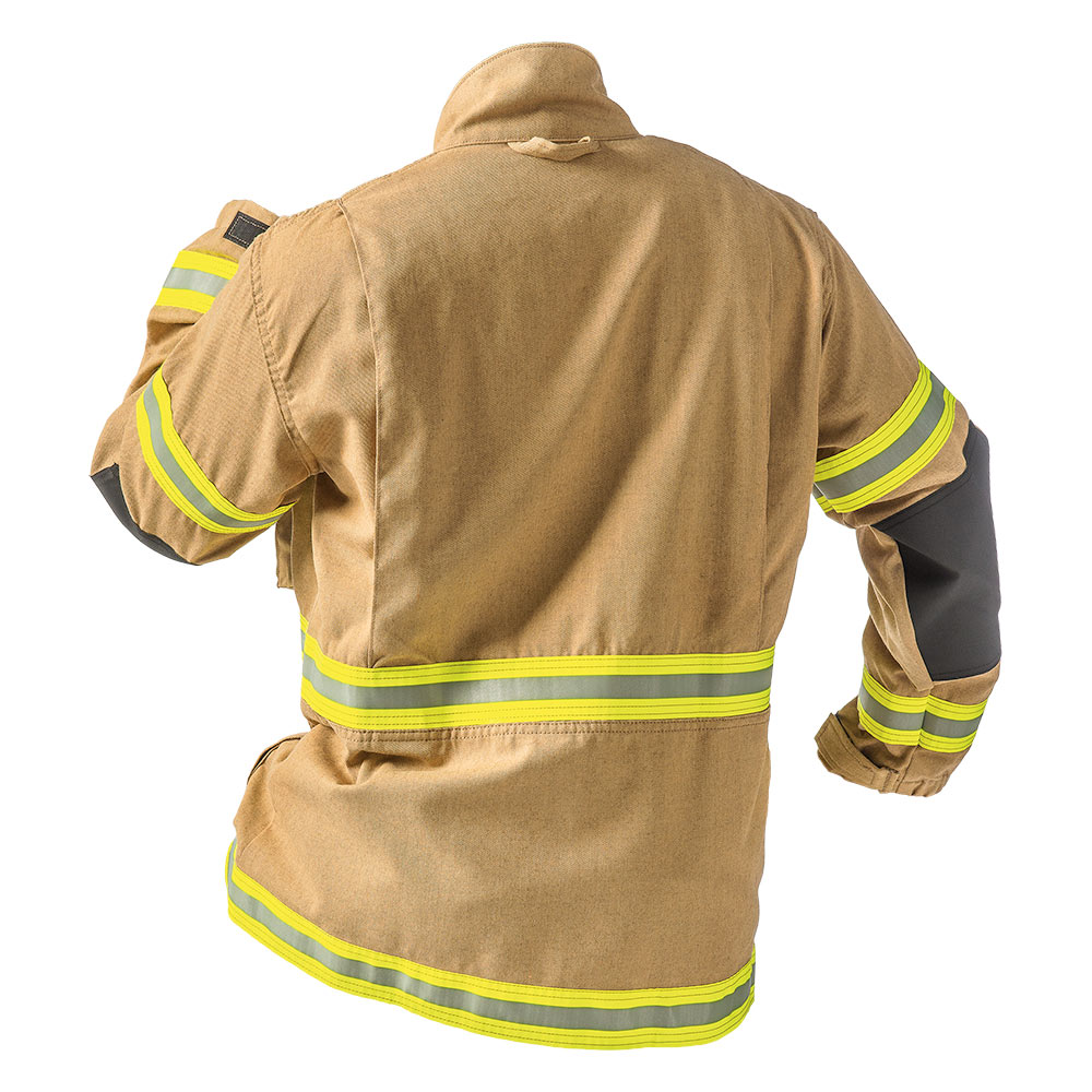 Fire-Dex TECGEN51 Jacket Back - Standard
