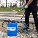 KLEAN/pak - Portable Mass Disinfection System