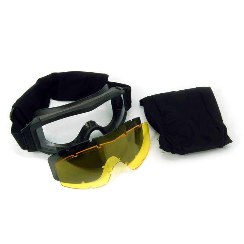 Frontier Wildland/Extrication Goggles