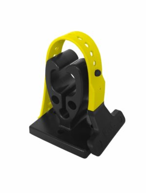 Stow-N-Lok - 1005 PAC mount (Short, Yellow)