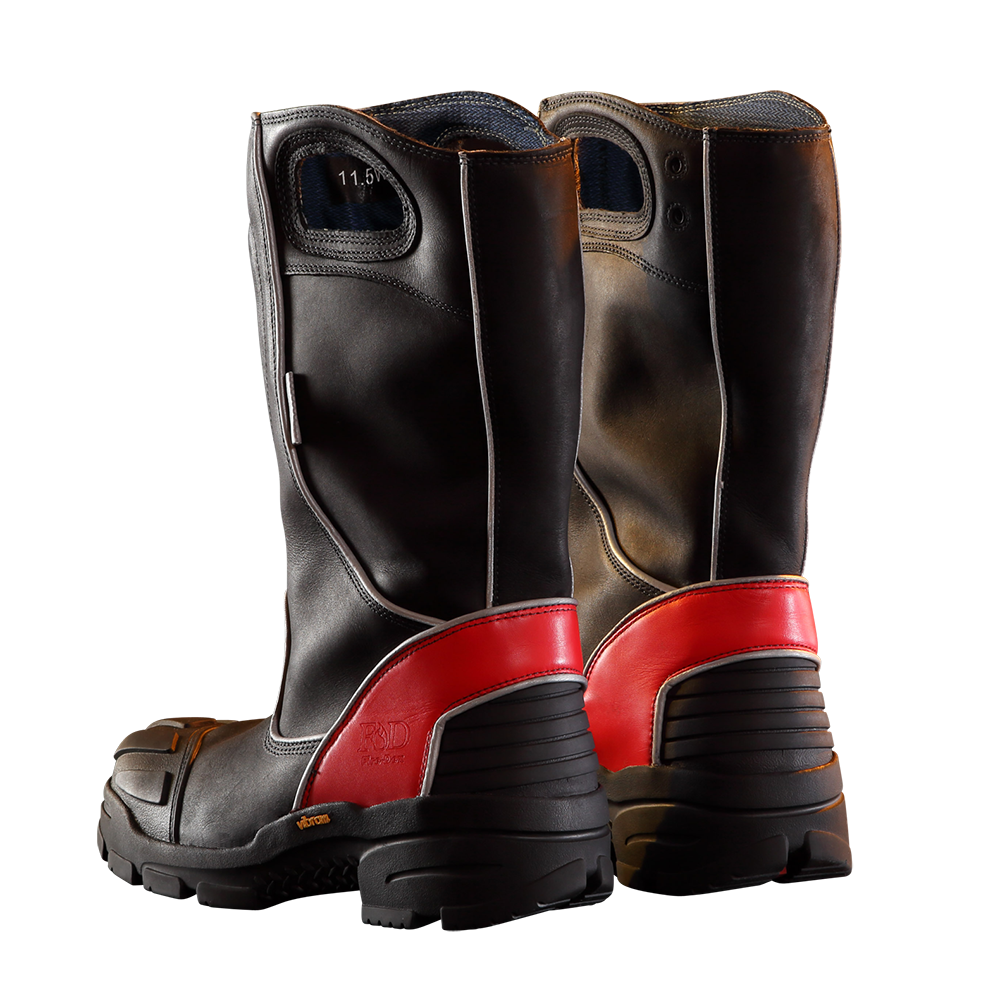 Fire-Dex Leather Firefighter Boots
