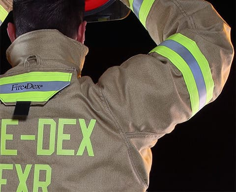 Fire-Dex TecGen71 FX-R Gear