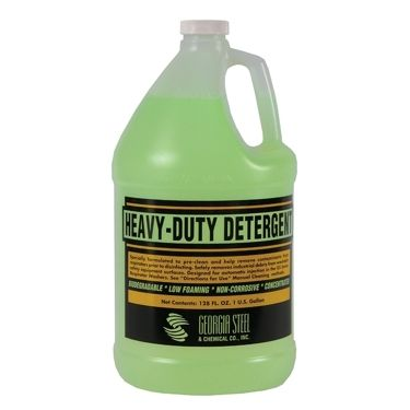 Heavy Duty Detergent Mask Cleaner - 1 gallon container (min order of 4)