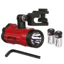 [710005034] Bayco Nightstick FORGE Intrinsically Safe XPP-5465R Helmet-Mounted Multi-Function Flashlight
