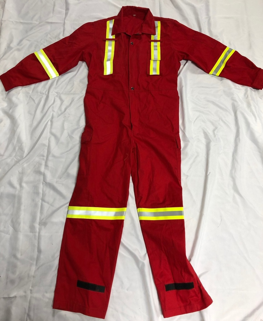 Demo FR 9oz. Coverall - Red - 34S - *Sale*