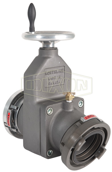 Intake Gate Valve 30 degree