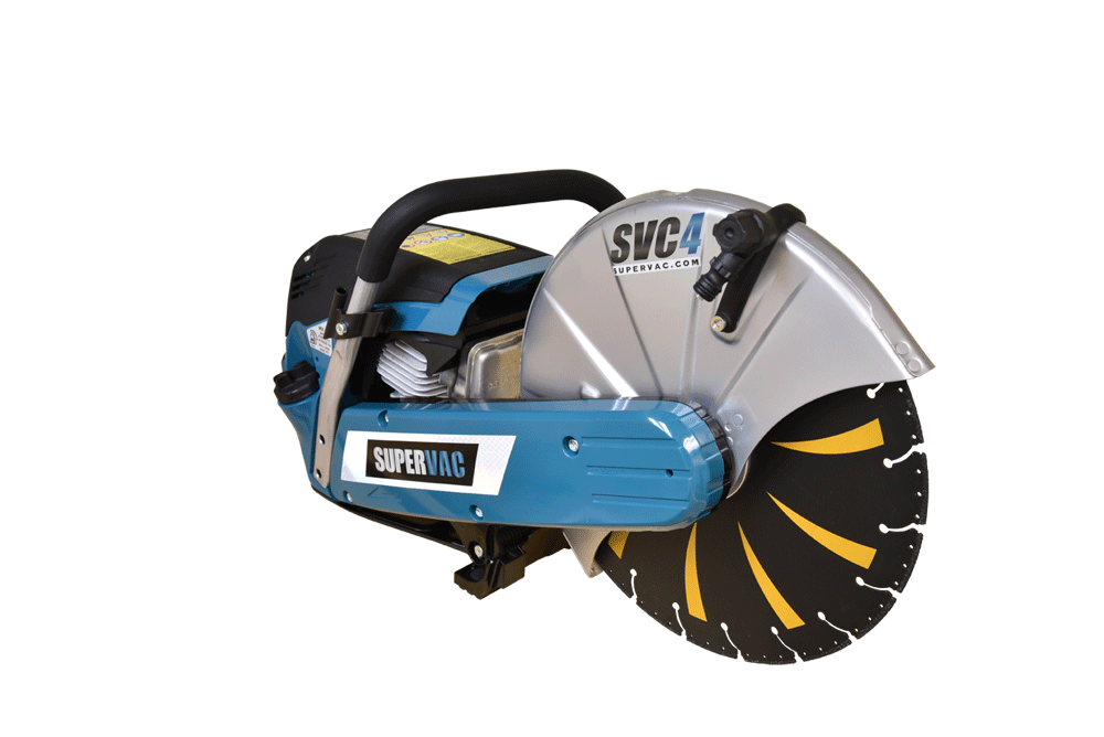 SuperVac SVC4-14 Cutoff Saw