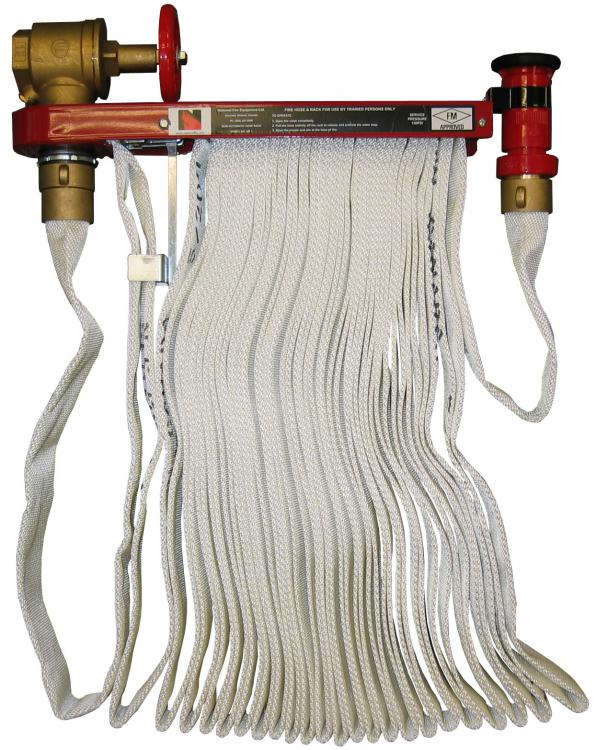 Fire Hose Swing Pin Rack