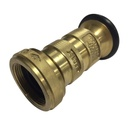 "[710002661] Brass 38mm (1.5"") Fixed Nozzle"