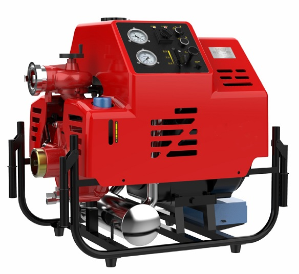 Fire Pump 46hp Frontier HP & HV