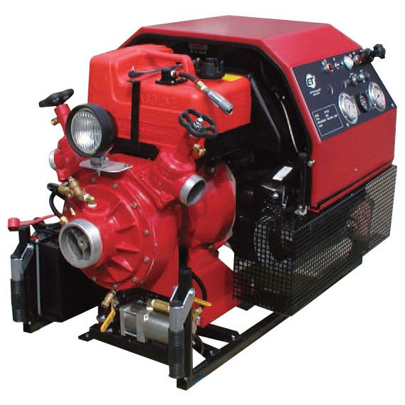 Fire Pump 46hp HP & High Volume Pump