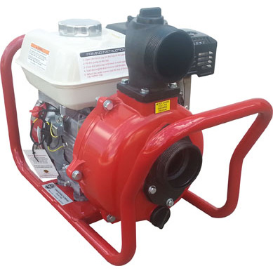 Fire Pump 5hp Dewatering