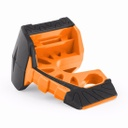 [421068120O] Wedge-It Door Stop & Wedge (Orange)