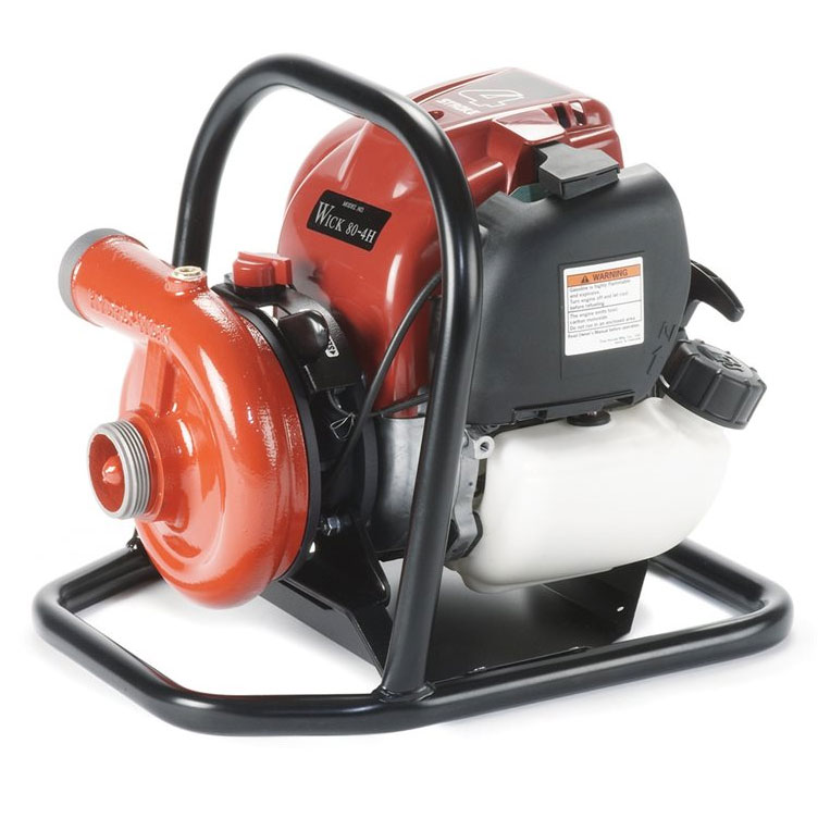 Wick 80-4H™ 4 Cycle Fire Forestry Pump