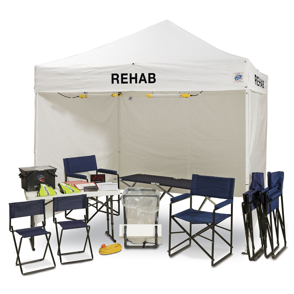 Rehab Shelter Package