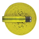 "[302520095] AquaPower Fire Hose ( 38mm (1.5"") NPSH x 50ft Yellow)"