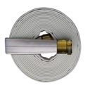 "[302555135] Carry-Lite Fire Hose (38mm (1.5"") NPSH x 50ft White)"
