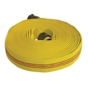 "[710000166] Attack 400 Fire Hose ( 38mm (1.5"") NPSH x 50ft Yellow)"