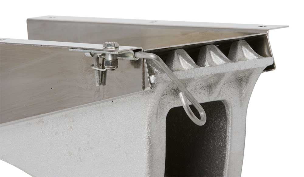 Safety Latch - for Wheel Choc Holder