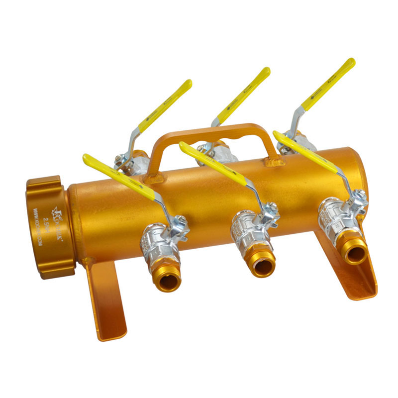 High Pressure Multi Manifold