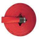"[303010100] Hydratak 600 Rubber Hose (38mm (1.5"") NPSH x 50ft Red)"