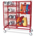 "[590005685] GearGrid Mobile Hose & Cylinder System (Mini System 50""W x 20""D x 59""H)"