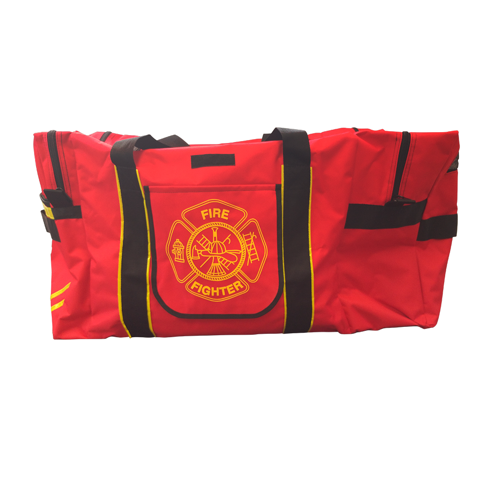 Firefighter Gear Bag - Red