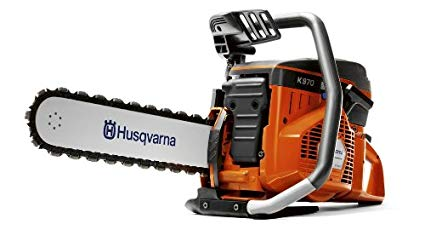 "Husqvarna K970 Chain Saw- 14"" Bar, 94cc, 6.1hp, gas powered, *Chain NOT included*Sale*"
