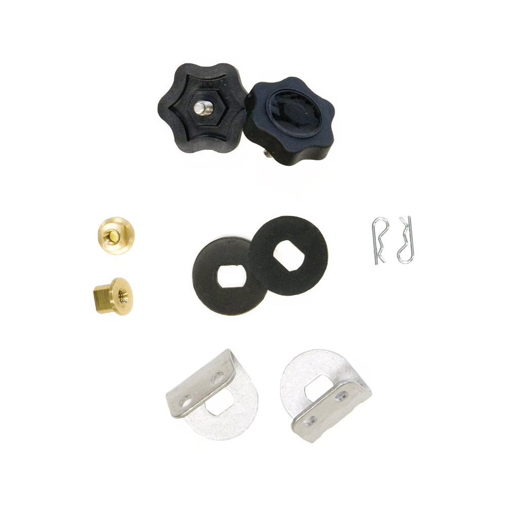 Bullard Faceshield Helmet Hardware Kit (R151, R152, R156)