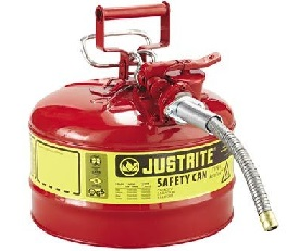 Type II Steel Safety Can - 3 Gal *Sale Price $48*