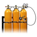 [710000281] Breathing Air Cascade System 3-Bottle (4500 psi)