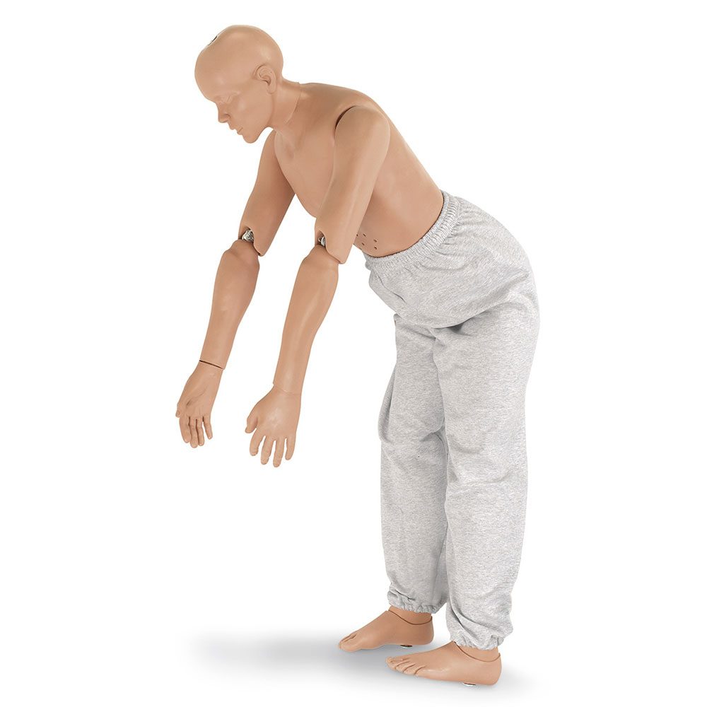 "Flexible Rescue Randy Manikin - 5' 5"" - 60 lbs"
