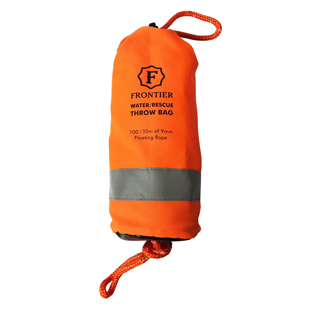 Frontier 100ft Throw Rope Bag