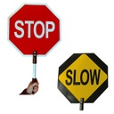 [710005433] Stop & Slow Paddle 16'' - BC (Aluminum)