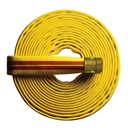 "[4798] KrakenExo Fire Hose (Orange, 38mm (1.5"") NPSH, 50ft)"