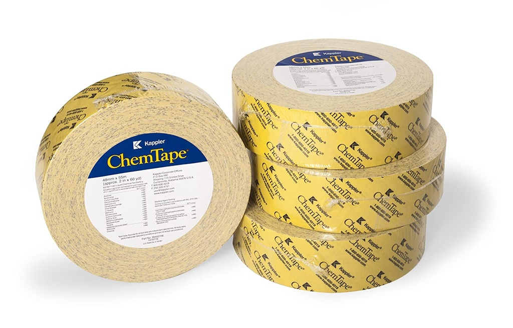 Kappler Chem Tape Roll (Case of 6)