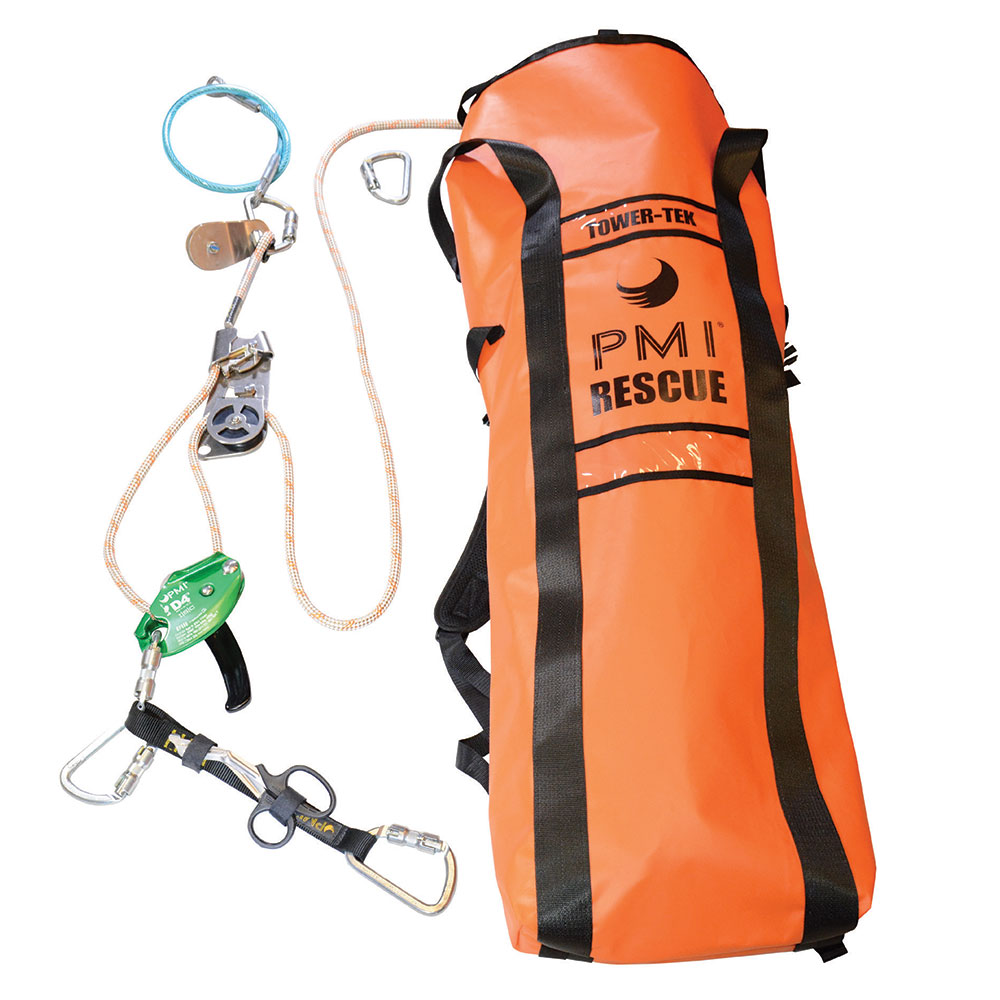 Tower-Tek Rescue Solution Kit - PMI