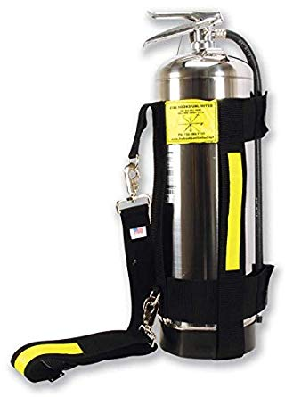 CAN Harness Extinguisher Carrying System