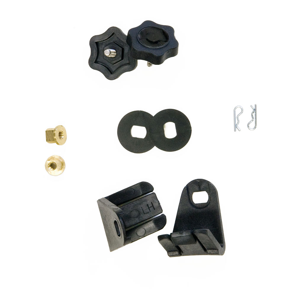 Bullard R154 Faceshield Helmet Hardware Kit