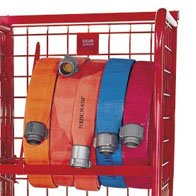 [590005670] GearGrid - Mobile Hose & Cylinder System Hose Shelf Only