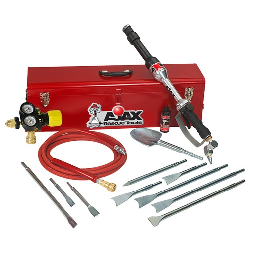 [541010200] Air gun Ajax X11-RK Access Rescue Kit